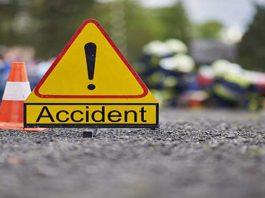 नवगछिया : 14 नंबर सड़क पर बच्ची को पुलिस गाड़ी ने धक्का