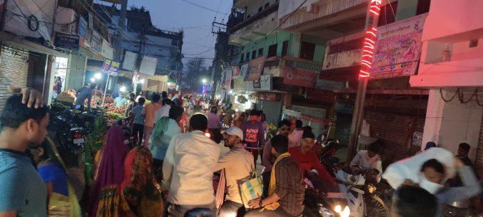 नवगछिया में स्वतंत्रता दिवस के अवसर पर बाजार में तिरंगा झंडा की जमकर बिक्री