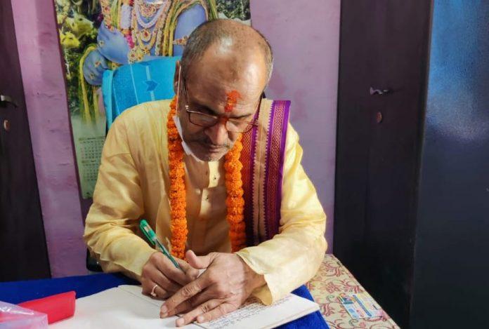 नवगछिया : कुलपति ने महंत वैदेही शरण संस्कृत महाविद्यालय का किया औचक निरीक्षण