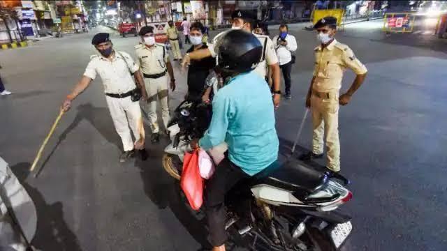 रंगरा पुलिस ने चलाया वाहन जांच अभियान
